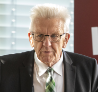 Winfried Kretschmann MdL